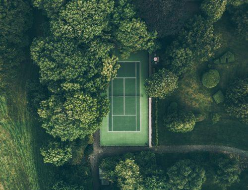 Le maître de pleine conscience : le tennis